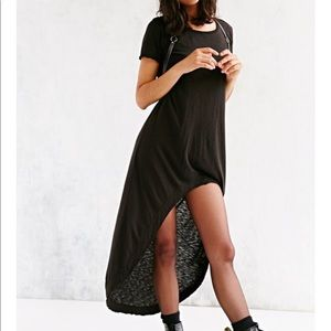 High Low T-shirt Dress Urban Outfitters